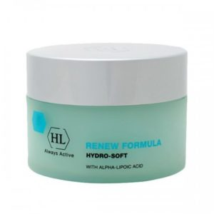 RENEW Formula Hydro-Soft Cream SPF 12 Holy Land Увлажняющий крем