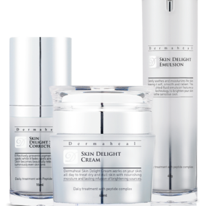 Dermaheal Skin Delight Emulsion Ультра-легкая меланорегулирующая осветляющая эмульсия Дермахил