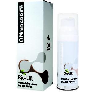 Увлажняющий солнцезащитный крем Onmacabim DM Bio Lift Moisturizing Cream SPF15 50мл