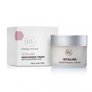 Vitalise Moisturizing Cream Увлажняющий дневной крем Holy Land