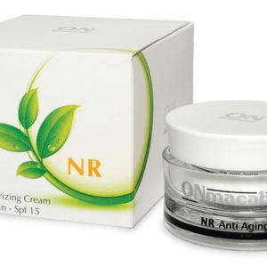 NR Line Moisturizing Cream Dry Skin SPF15 Увлажняющий крем для нормальной и сухой кожи