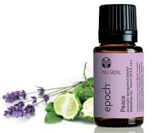 Эфирное масло «Спокойствие» Nu Skin Epoch Peace Essential Oil