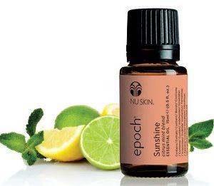 Эфирное масло EPOCH Радость -Мята и Цитрусовые, Nu Skin Epoch Essential Oil
