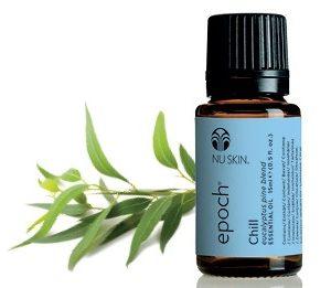 Эфирное масло «Дыхание» Nu Skin Epoch Chill Essential Oil