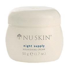 Ночной питательный крем Night Supply Nourishing Cream, Nu Skin