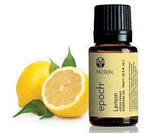 Эфирное масло «Лимон» Nu Skin Epoch Lemon Essential Oil