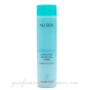 Матирующий тоник для жирной и комбинированной кожи pH Balance Nu Skin