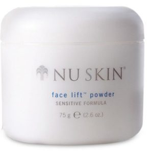 Пудра для лифтинга Face Lift Powder Sensitive Formula