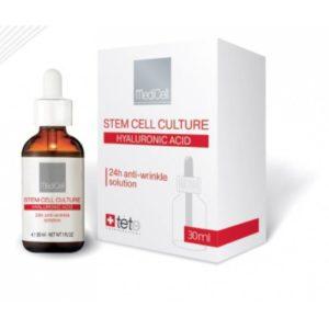 TETe 24 anti-wrinkle solution (face & neck) Комплекс против морщин для лица и шеи 24-часового действия