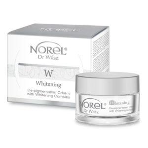 NOREL WHITENING De-pigmentation cream Отбеливающий крем