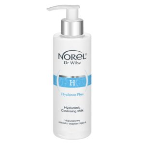 NOREL HYALURONIC CLEANSING MILK Гиалуроновое очищающее молочко