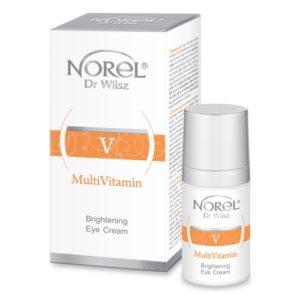 Norel MultiVitamin Brightening Eye Cream Осветляющий мультивитаминный крем вокруг глаз