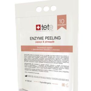 Enzyme peeling/Энзимный пилинг с ферментами папайи и ананаса/Tete