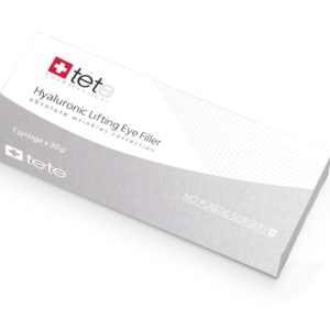 Гиалуроновый филлер для век с подтягивающим эффектом HYALURONIC LIFTING EYE FILLER TETeCosmeceutical