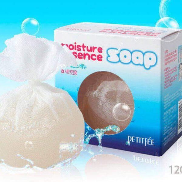 Гидрогелевое мыло PETITFEE Moisture Essence Soap 120g