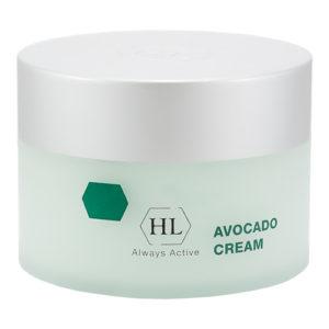 Avocado Cream Крем с авокадо для сухой, обезвоженной кожи Holy Land