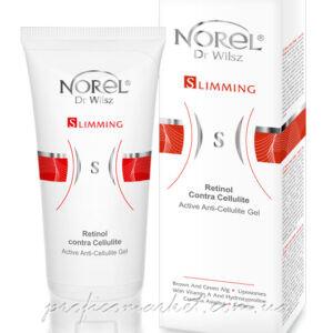 Активный гель для борьбы с целлюлитом Norel Retinol Contra Cellulite Active Anti-Cellulite Gel