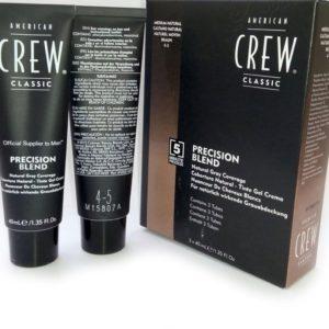 Система маскировки седины (уровень 4-5) Precision Blend Medium American Crew