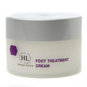 Foot Treatment Cream Лечебный крем для ног Holy Land