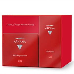 Набор для омоложения и реконструкции кожи Arkana PRP Lux Set