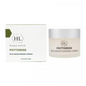 PHYTOMIDE Rich Moisturizing Cream SPF-12 Увлажняющий крем с СПФ-12