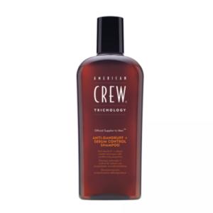 Балансирующий шампунь против перхоти для жирной кожи головы Anti Dandruff+Sebum Control Shampoo American Crew