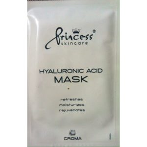 Princess Face Mask with Hyaluronic Acid Маска для лица с гиалуроновой кислотой