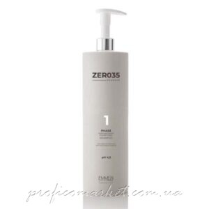 Emmebi Pro Hair Purifyng Shampoo Шампунь-фиксатор цвета бессульфатный ,Фаза 1