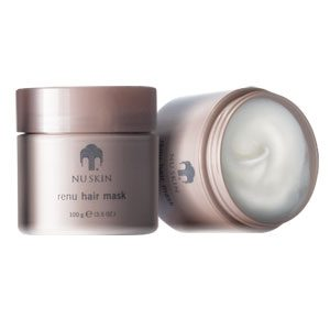 Восстанавливающая маска для волос ReNu Hair Mask Nu Skin