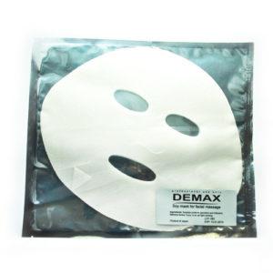 Соевая лифтинговая массажная маска Demax Soy Mask For Facial Massage