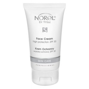 Солнцезащитный крем Norel Skin Care Face cream high protection SPF 30