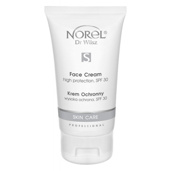 NOREL Skin Care Face cream high protection SPF 30 Защитный крем