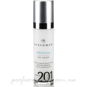HISTOMER Formula 201 Whitening Day Cream — Дневной осветляющий крем для сияния кожи SPF-20