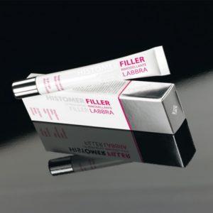Histomer Eye Contour & Lip Filler Моделирующий крем-филлер для губ