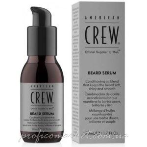 American Crew Beard Serum — Сыворотка для бороды