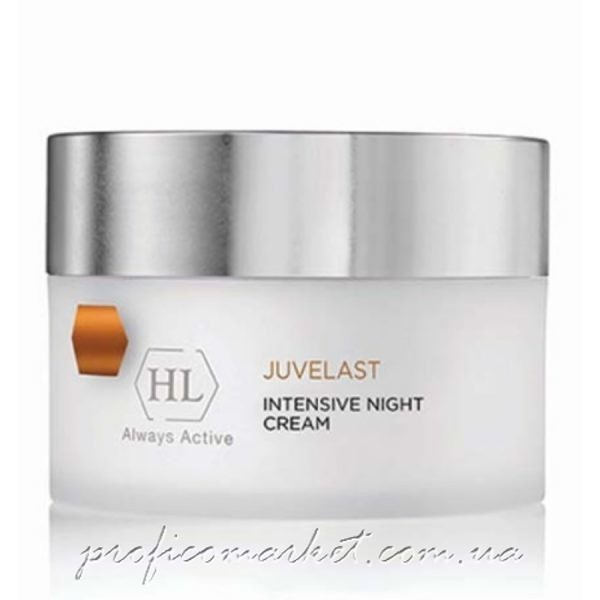 Интенсивный ночной крем Holy Land JUVELAST Intensive Night Cream