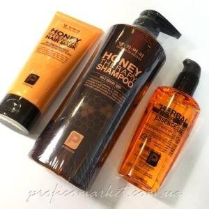 Daeng Gi Meo Ri Professional Honey Therapy Shampoo Шампунь для волос Медовая терапия