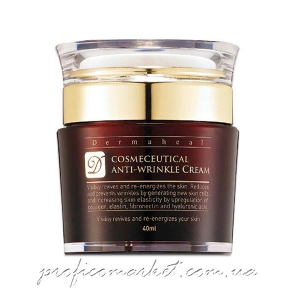 Крем для лица, шеи и декольте с усиленным anti-age действием Dermaheal Cosmeceutical Anti-wrinkle cream 40+