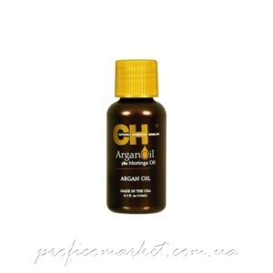 CHI Argan oil plus Moringa oil Восстанавливающее масло 15 мл