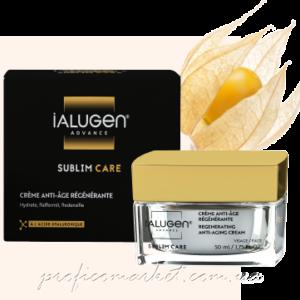 Антивозрастной восстанавливающий крем для лица Ialugen Advance Crème Anti-Age