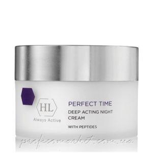Холи Ленд антивозрастной крем ночной HOLY LAND  PERFECT TIME Deep Acting Night Cream