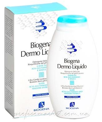 Biogena Dermo Liquido Ultra Gentle CLeanser Гель для душа нормализующий