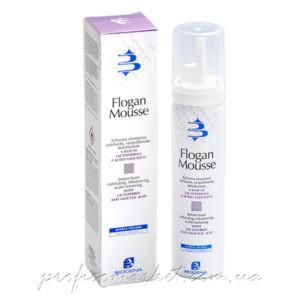 Biogena Flogan Mousse Очищаючий мусс-эксфолиант для лица