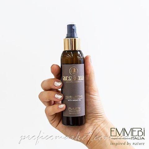 Emmebi Argania Sahara Secr Hair Lifting - лифтинг для волос