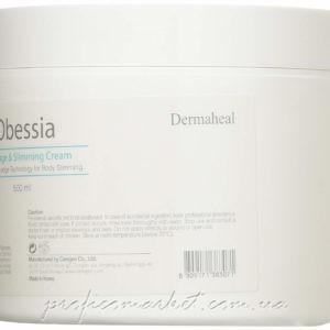 Антицеллюлитный крем для тела Dermaheal Obessia Massage & Slimming Cream