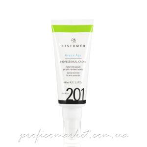 HISTOMER Formula 201 Green Age Professional Cream — Профессиональный финишный крем для проблемной кожи SPF-12