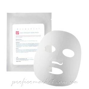 Dermaheal Skin Delight Mask Pack Маска-патч для осветления и омоложения кожи- 3шт