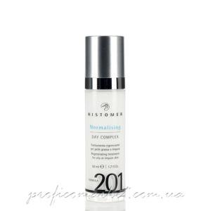 Histomer Formula 201 Normalising Day Complex SPF10 Крем нормализующий дневной для жирной кожи