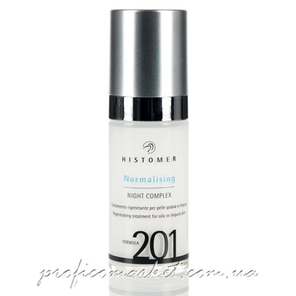 Histomer Formula 201 Normalising Night Complex Концентрат ночной нормализующий для жирной кожи