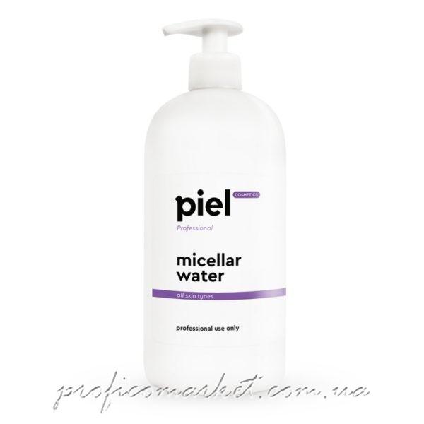 Мицеллярная вода для снятия макияжаPiel cosmetics EAU MICELLAIRE DEMAQUILLANT
